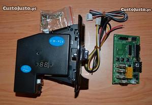 Moedeiro USB com Temporizador - Portes Incl