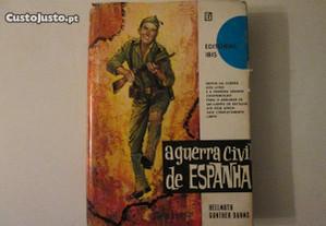 A guerra civil de Espanha- Hellmuth Gunther Dahms