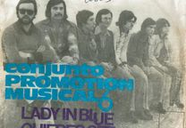 Conjunto Promotion Musical 6 Lady In Blue