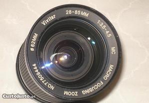 Objetiva Vivitar 28-85mm f:3.5-4.5