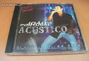 CD João Portugal - Acústico (Edição Limitada)