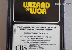 Jogo ATARI 2600 - Wizard of War