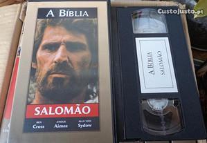 Filme VHS - Sansão e Dalila