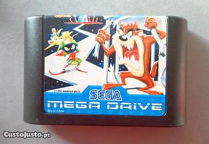 Jogo Mega Drive - TAZ in Escape from Mars