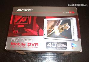 Leitor Multimédia Archos av 700 (40gb) como novo