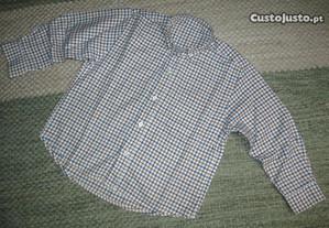 Camisa clássica 2/4 Anos