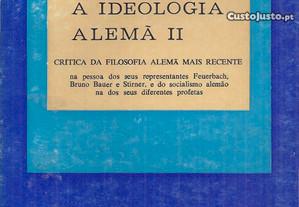 A Ideologia Alemã II