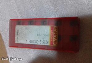 15 pastilhas SANDVIK para fresadora ref. R216.2