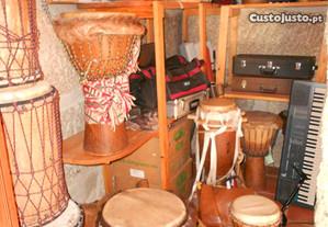 Instrumentos professionais - usados - negociáveis