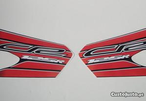 Honda CR 125 250 500 1986 a 2001 Autocolantes