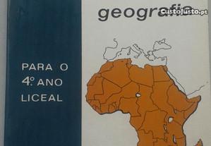 Caderno de Geografia