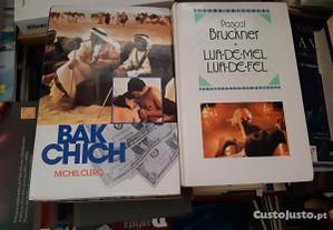 Obras de Michel Clerc e Pascal Brucner