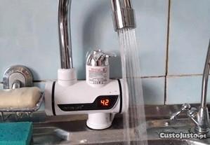 Torneira Elétrica Água Quente Sem Gás/ Esquentador