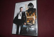 DVD-James Bond-Casino Royale