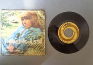 Disco single vinil - Roberto Leal