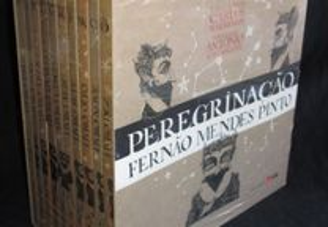 Livros Peregrinação Fernando Mendes Pinto Expresso