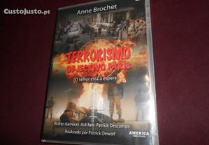 DVD-Terrorismo objectivo Paris