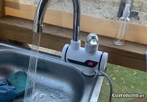 Torneira Elétrica -Água Quente sem Gás/Esquentador