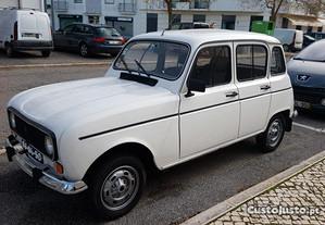 Renault  4L - 87
