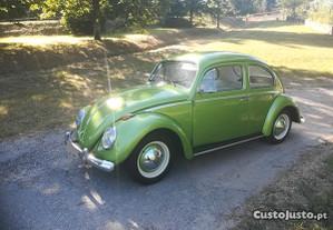 VW Carocha 1.200cc 6 volts