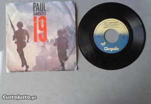 Disco vinil single - Paul Hardcastle - I9