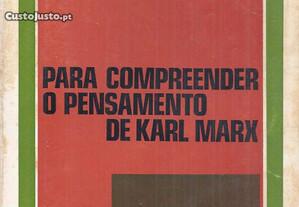 Para Compreender o Pensamento de Karl Marx