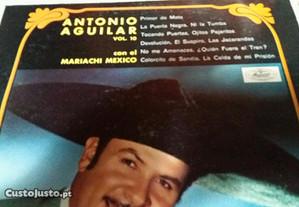 Disco vinil Antonio Aguilar impecavel