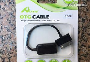 Adaptador OTG USB para Samsung Galaxy Tab / Tablet