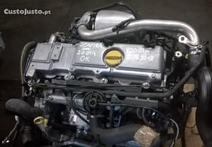 motor opel zafira 2.0dti y20dth