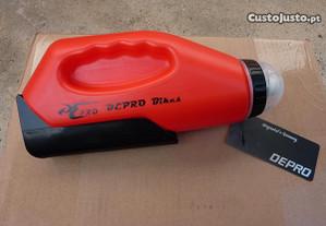 Garrafa/bidon aero 750ml vermelho, novo
