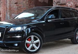 Jantes 20 Audi Q7 com pneus Goodyear