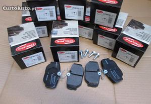 Calços de travão para Range Rover P38 e Disco 2