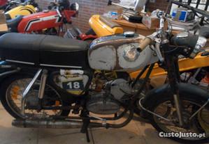 mopede com motor z4