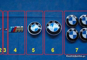 Símbolos de qualidade para BMW