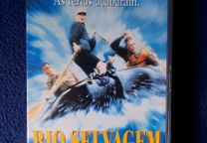 [VHS] Rio Selvagem