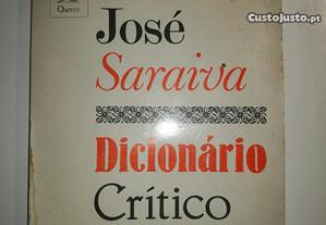 Dicionário Crítico - António José Saraiva