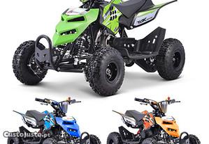 Tox - Mini Quad/ATV 49cc Raptor - 4 para crianças