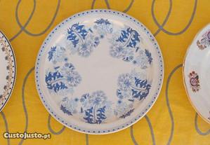 Conjunto de 3 pratos + 1 pires SP - Coimbra