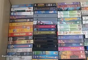 cassetes VHS - DV´S CD´S e cassetes de audio
