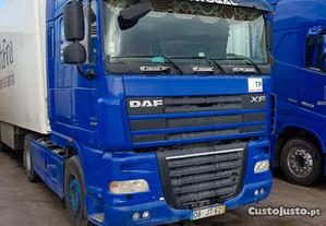 Daf Xf .2010 60 ton