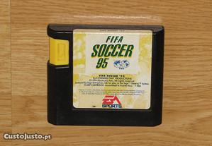 Mega Drive: Fifa 95