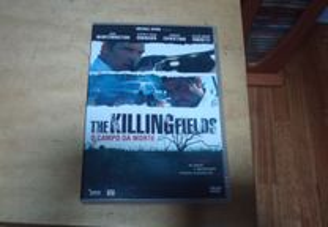 dvd original the killing fields campo da morte