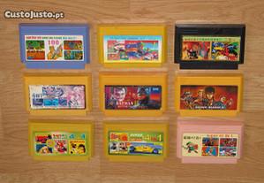 Nintendo NES / Famicom / Family Game: Jogos parte3