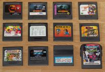 Game Gear: 68in1, Action Replay, Deep Trouble, +