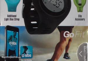 Relógio Desportivo GoFit da marca SBS (BR)