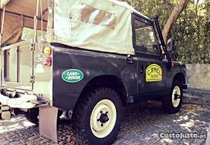Autocolantes em vinil para Land Rover Defender