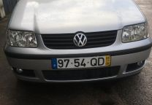 VW Polo 1.4 - 00