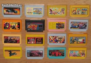 Nintendo NES / Famicom / Family Game: Jogos parte2