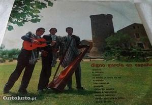 Disco vinil LP digno Garcia en espana impecavel