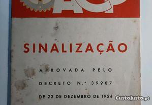 Sinalização ACP 1954